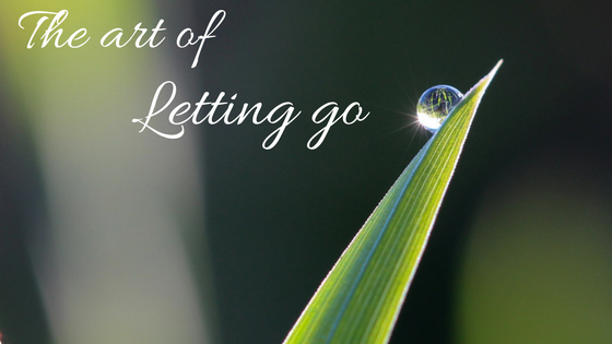 When and How To Let Go.