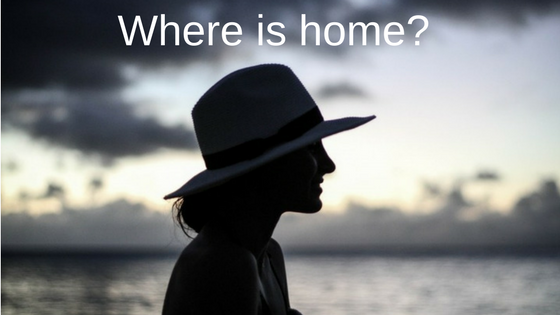 Where is Home? (And how yoga can help you find your way back.)
