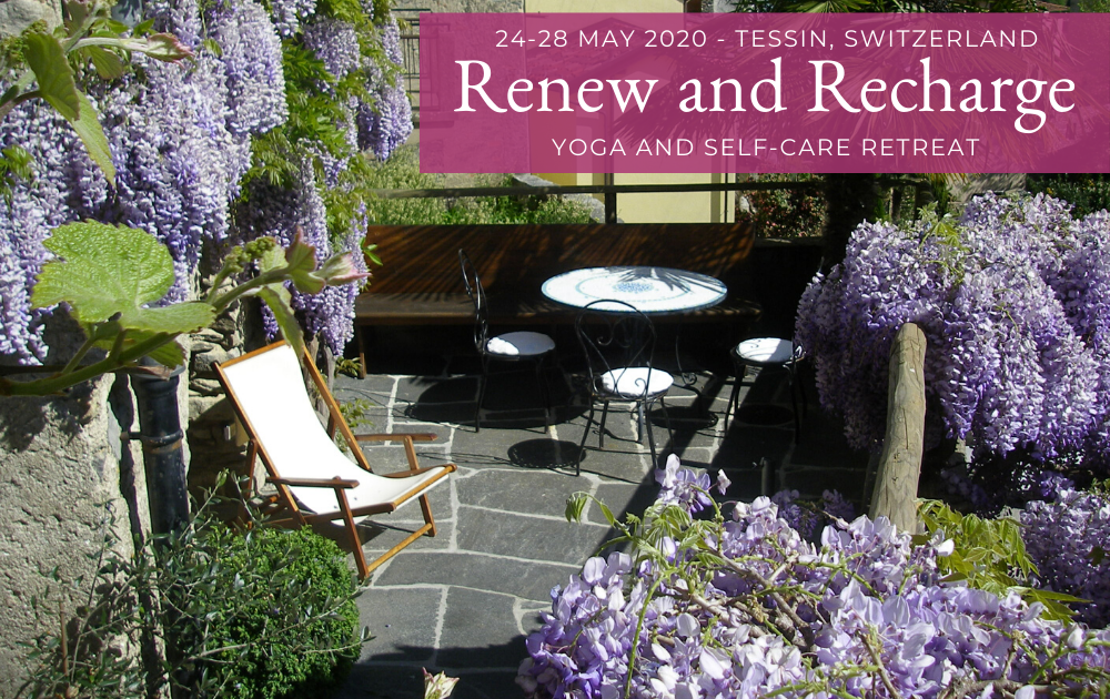 Renew and Recharge Retreat – Nourishing the body, mind and soul.