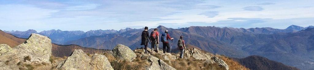 Retreat Hikers
